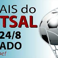 Finais de Futsal acontecem neste sábado (24/8). Compareça!