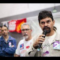 Eleições do Sindicato: Altino de Melo faz saudação pela Chapa 2