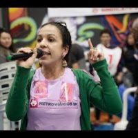 Eleições do Sindicato: Camila Lisboa faz saudação pela Chapa 3