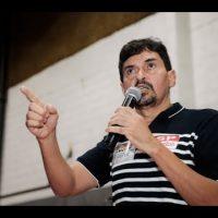 Altino Prazeres (chapa 2) falou na posse da diretoria do Sindicato dos Metroviários