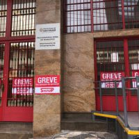 Todo apoio à greve dos servidores municipais de SP!