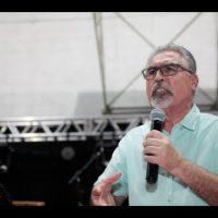 Wagner Fajardo (Chapa 1) falou na posse da diretoria do Sindicato dos Metroviários