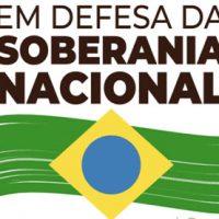 Sindicato participa do Comitê em Defesa da Soberania Nacional