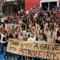 Não à retirada de direitos: Continua o Estado de Greve!