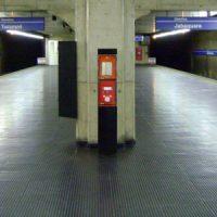 Metrô tem que fechar as estações menores