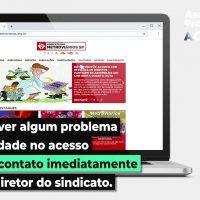 Assembleia on-line dos trabalhadores do Metrô de São Paulo – 13/5, das 8h às 23h59