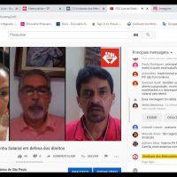 Live do Sindicato sobre a Campanha Salarial em 9/6