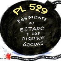 PL 529 – DESMONTE DO ESTADO: Alesp aprova projeto de Doria que extingue 6 estatais