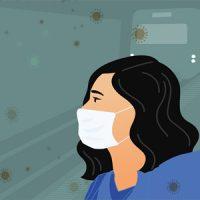 Pandemia: situação é grave  em algumas áreas